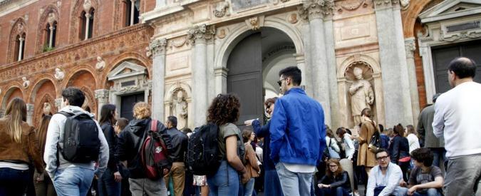 Università Statale Milano, l'ateneo rinuncia al ricorso sul numero chiuso: via alle iscrizioni per le facoltà umanistiche