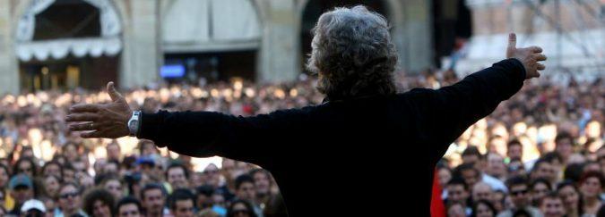 Vaffa Day 10 anni dopo, perché Grillo riempì le piazze?