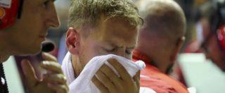 """F1, suicidio Ferrari: reazioni. Verstappen: """"Colpa di Vettel"""". Raikkonen: """"Non ho responsabilità, sono stato colpito"""""""