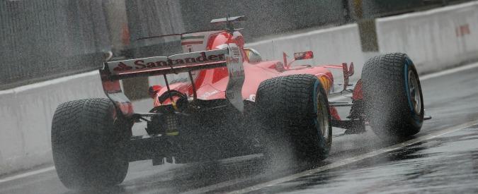 F1, Gran Premio di Monza: delusione Ferrari. Raikkonen e Vettel partono in terza fila. Hamilton in pole