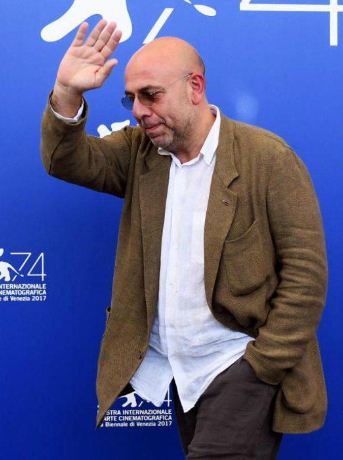 """Paolo Virzì dal festival di Venezia rilancia la causa di Giulio Regeni: """"La bandiera italiana è macchiata di sangue. Lui è un nostro eroe"""""""