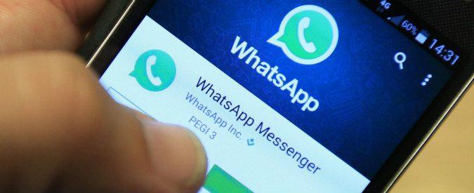WhatsApp, facciamoci passare la voglia di spiare
