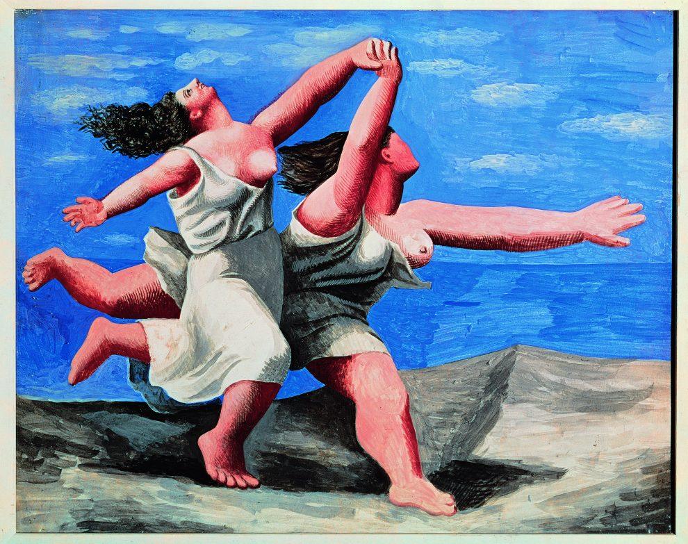Pablo Picasso  La Flûte de Pan [Il flauto di Pan], 1923 Olio su tela, 205 x 174 cm Parigi, Musée National Picasso-Paris © Succession Picasso, by SIAE 2017