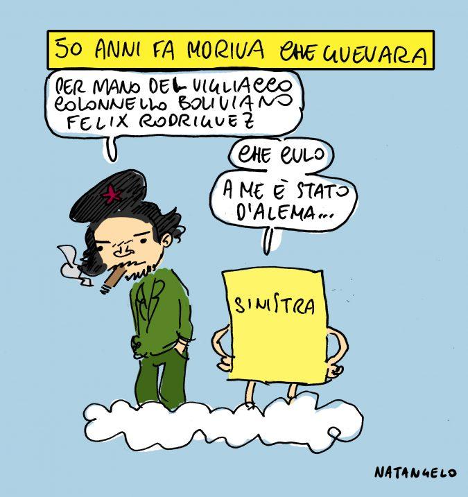 50 anni fa moriva Che Guevara