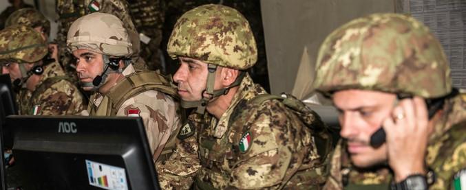 Nato Response Force, da 2018 l'Italiaalla guida: saranno i primi a intervenire nelle crisi internazionali