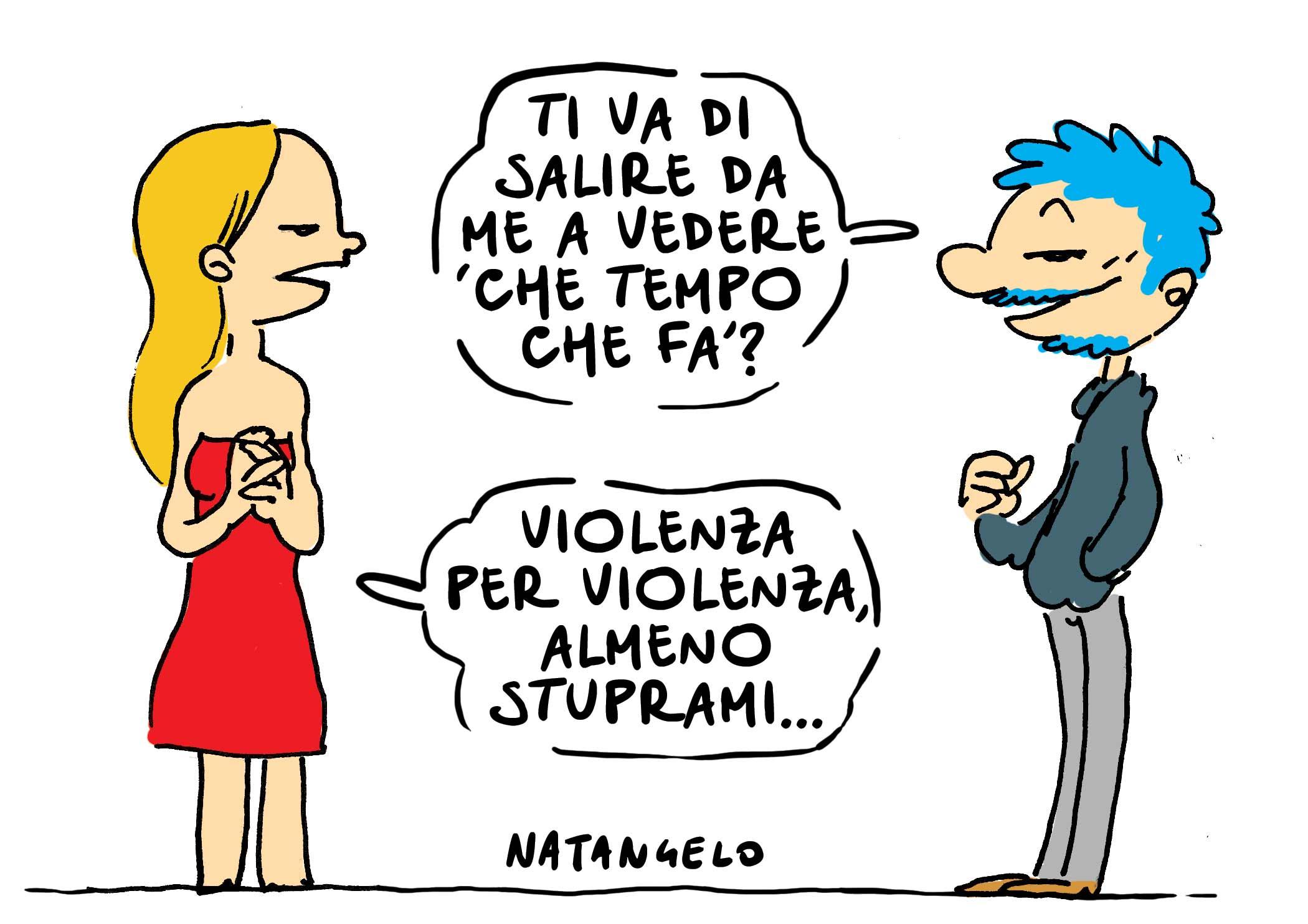 Violenze