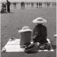 Les Sables-d'Olonne, Vendée, août 1959