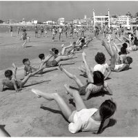 La Baule, août 1959