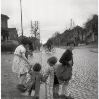 Avenue Paul-Vaillant-Couturier, Arcueil, Val-de-Marne, 1945