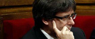 """Catalogna, Puigdemont interrogato entro venerdì. Segretario di Stato con Zapatero: """"Ribellione immaginata dalla procura"""""""