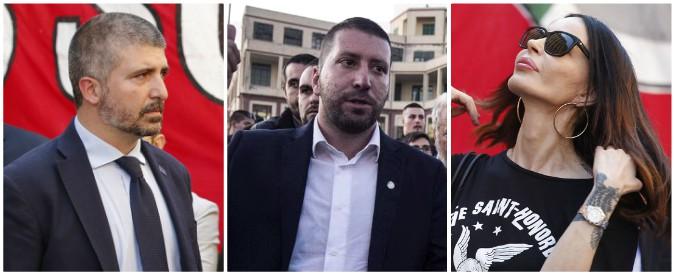 """Elezioni Ostia. Ronde anti-migranti, spesa per i poveri e barricate anti-sfratto: così Casapound punta a creare la """"nuova Salò"""""""