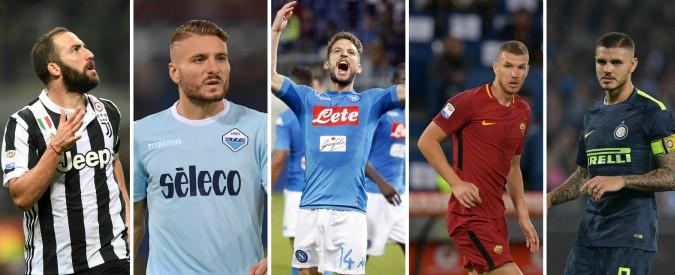 """Fatto Football Club, addio alla Serie A combattuta: dominano le 5 big. Fino a quando non torna la """"solita"""" Juventus"""