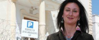 """Daphne Caruana Galizia, a un anno dalla morte nessun progresso nelle indagini. Il figlio: """"I giornalisti a Malta sono soli"""""""