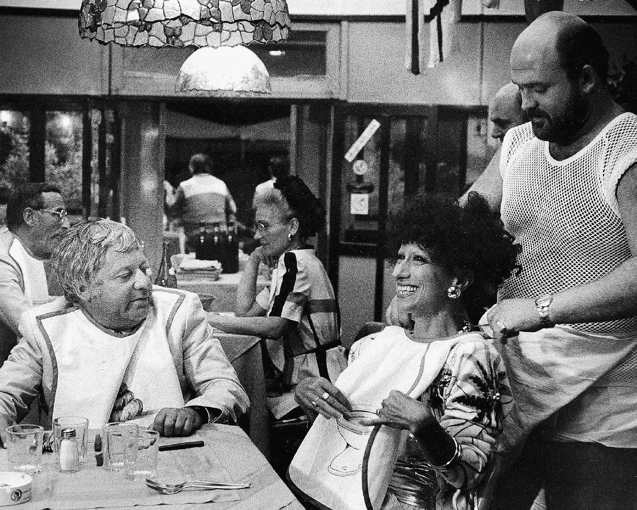 """""""Per strada mi pregano: 'Mi dà della merdaccia?' Con Villaggio mai a cena"""""""