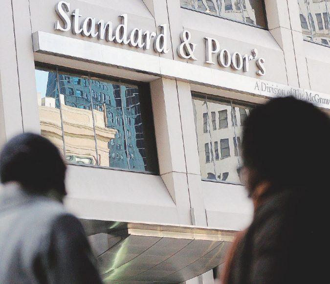 """Standard & Poor'sè stata assolta per """"incompetenza"""" e """"opacità"""""""