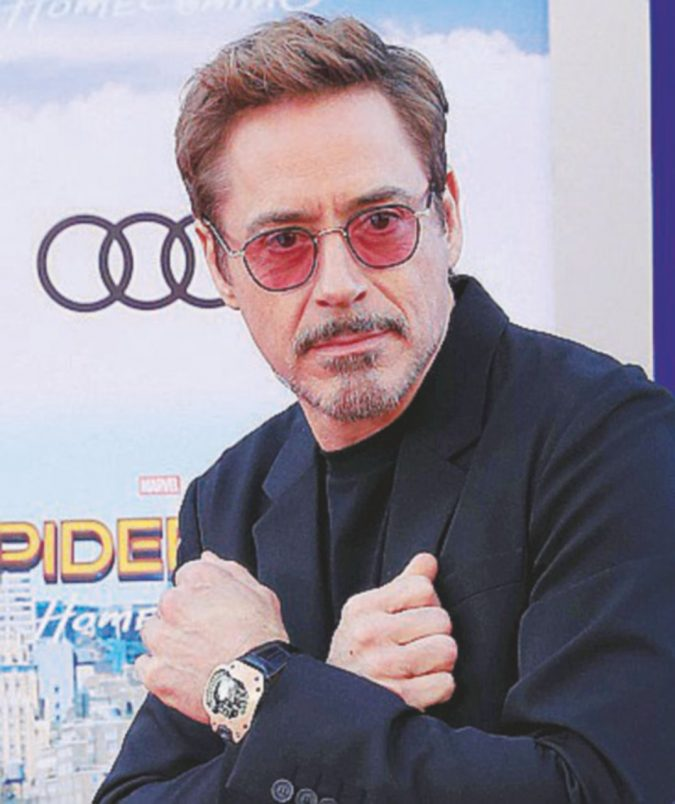 L'iperattiva star Robert Downey: dai Marvel al dott. Dolittle