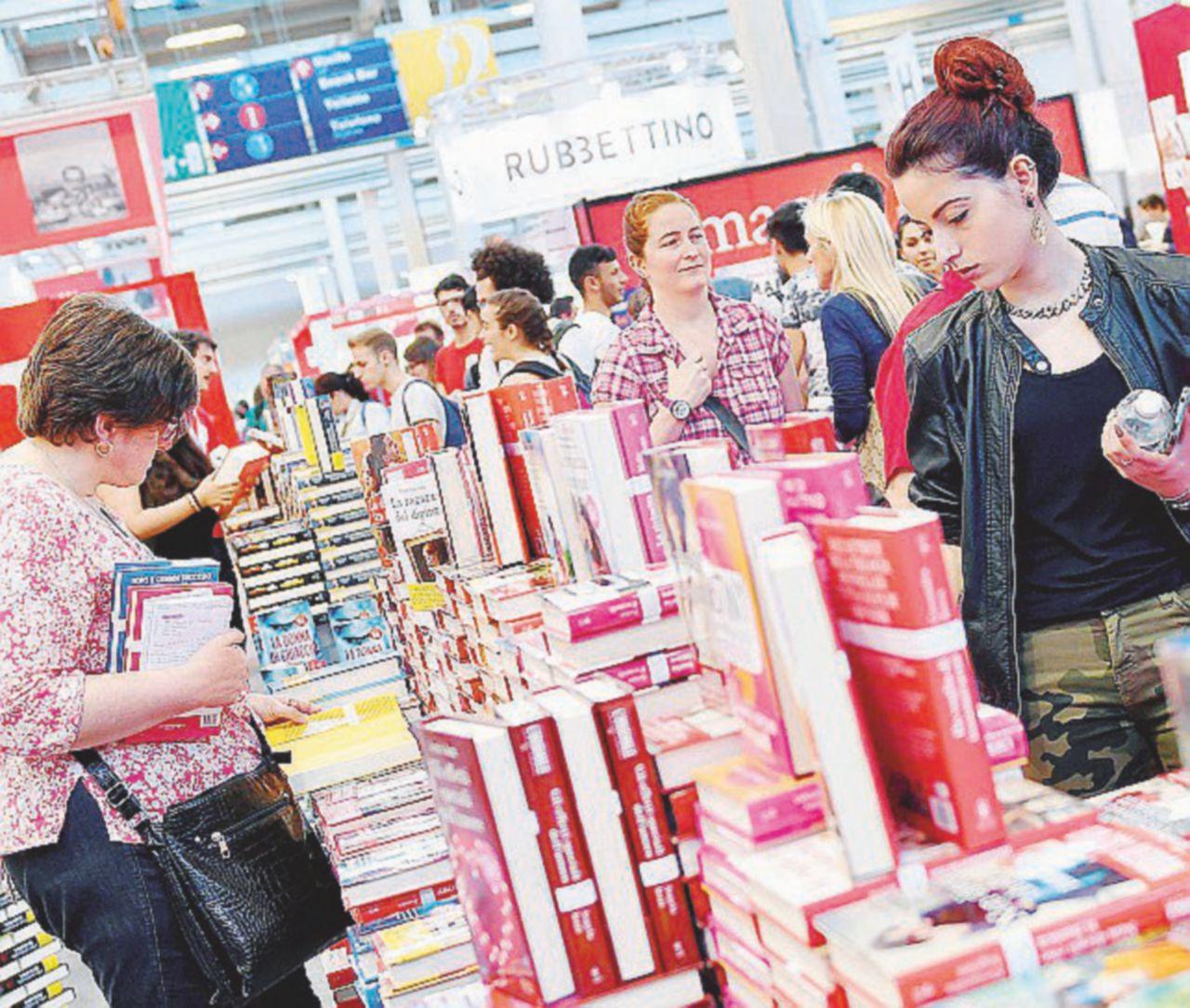 Il Salone del Libro si adegua alla linea: meno soldi e più spese