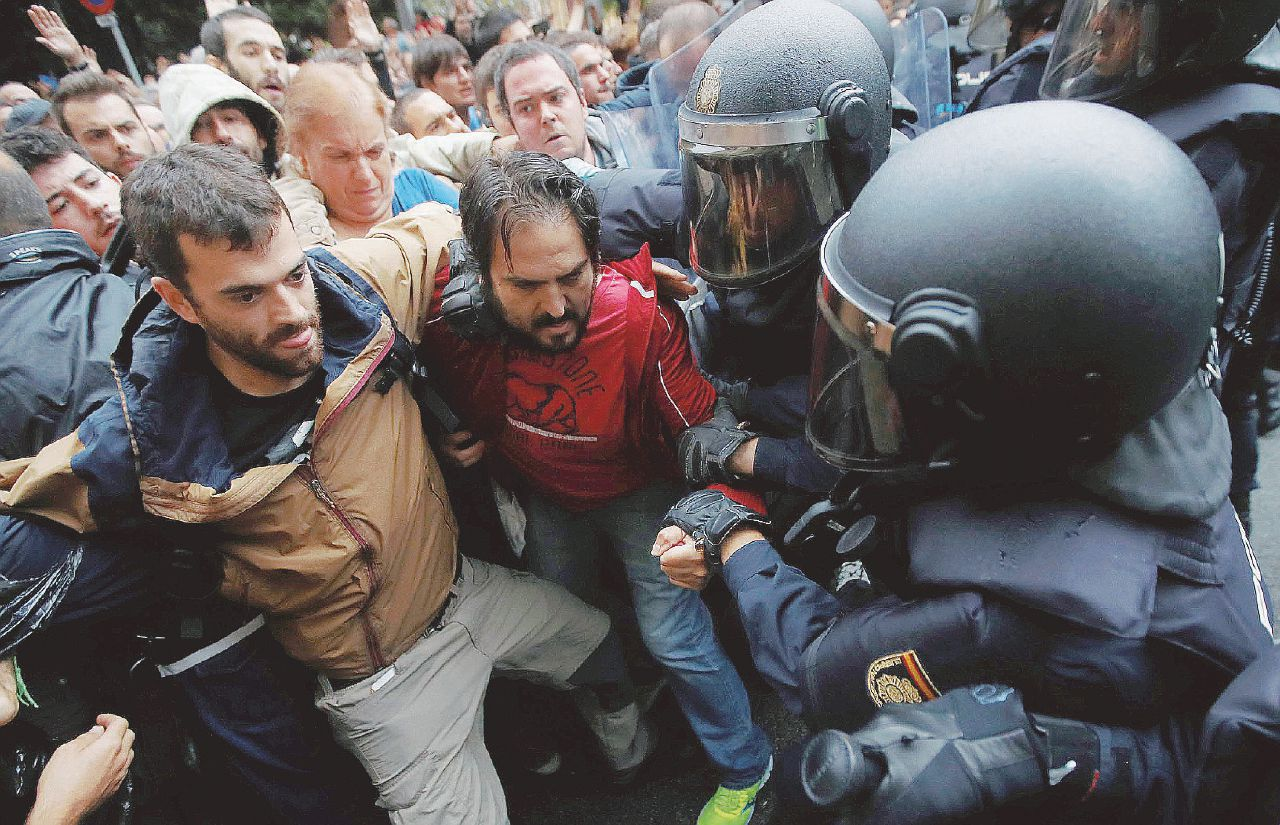 Madrid-Barcellona gara a delegittimarsi