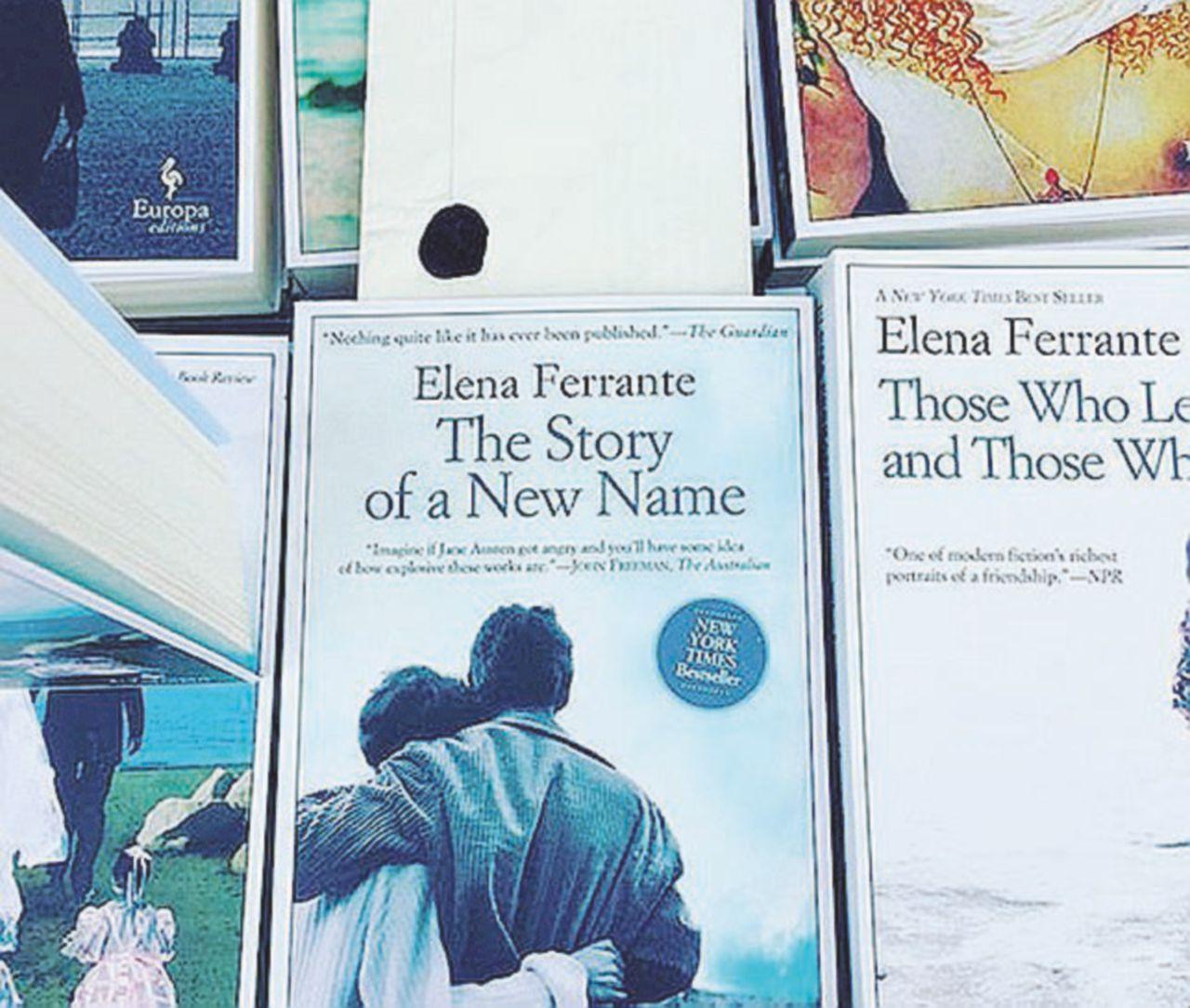 """""""Al mondo possiamo dare più della Ferrante"""""""