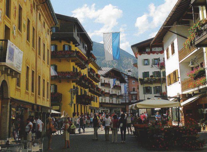 Sappada, Cortina e le altre: la fuga verso Trentino e Friuli