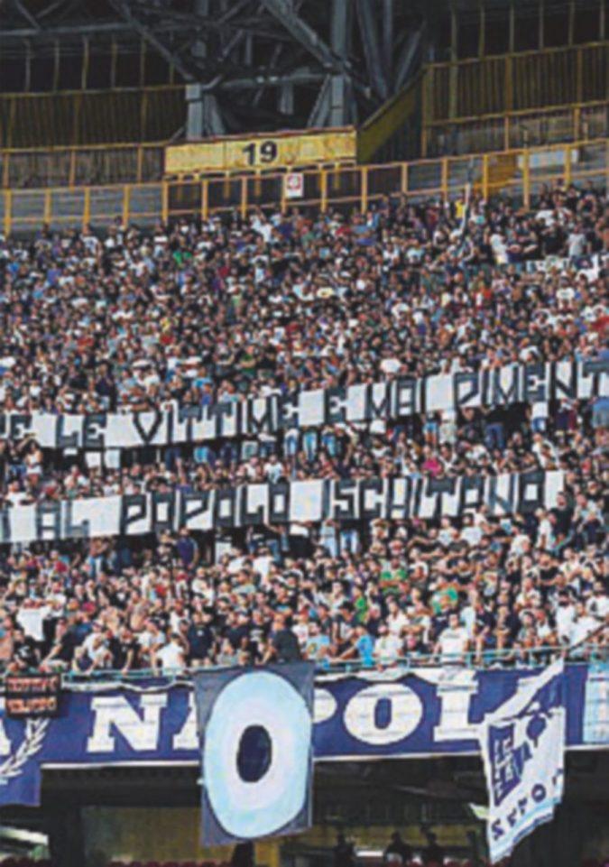 Arrestato latitante del clan Di Lauro: colpa di Napoli-Inter
