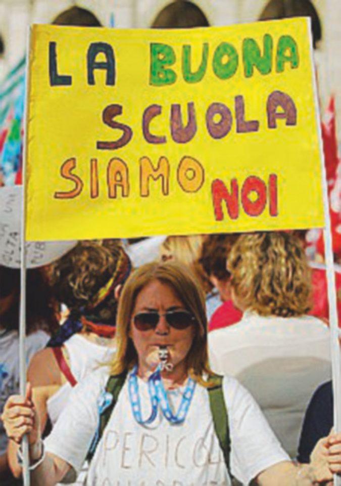 Contro la norma oggi manifestazioni in 70 città italiane