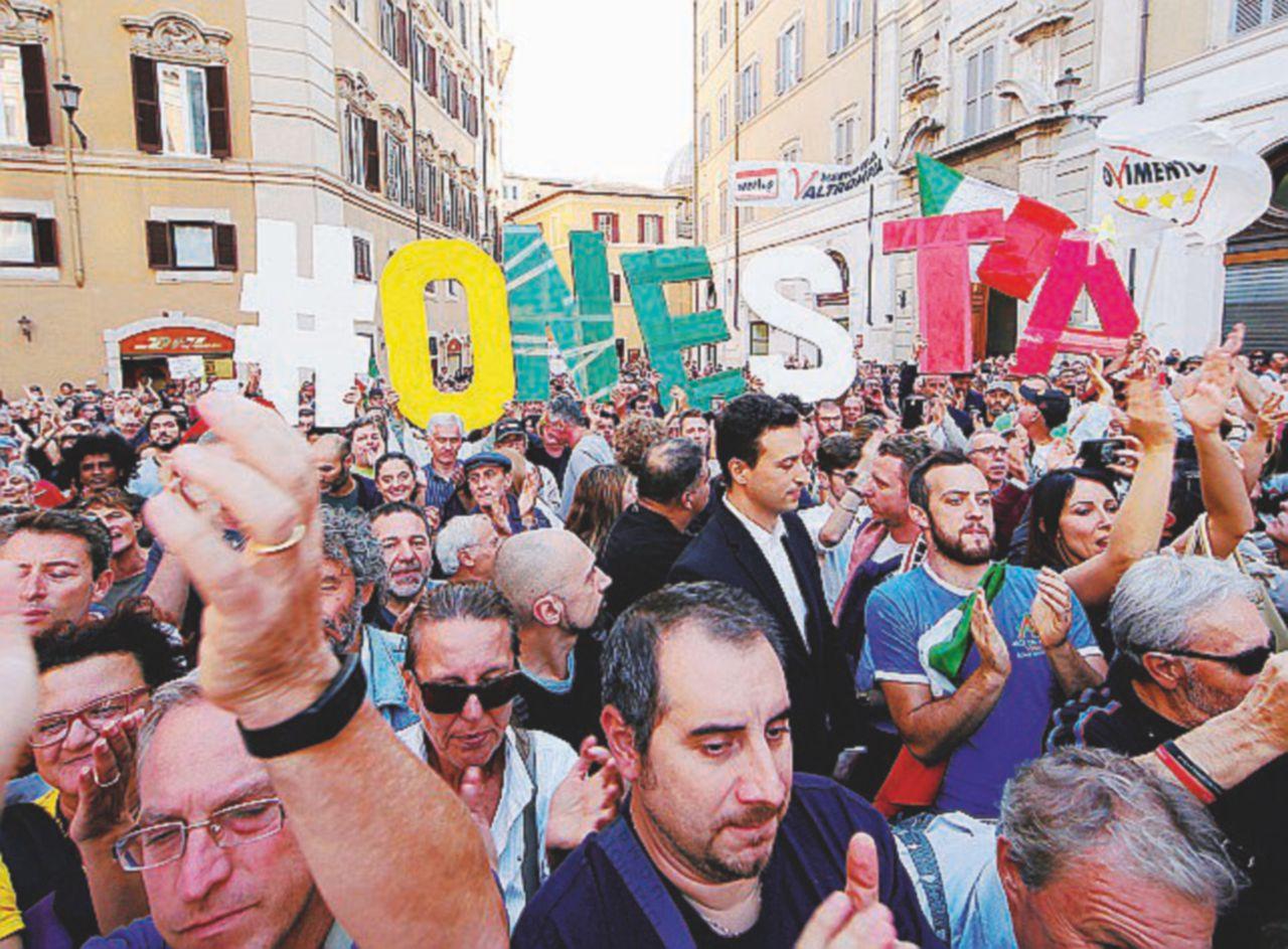 Una bestemmia nel blog di Beppe Grillo