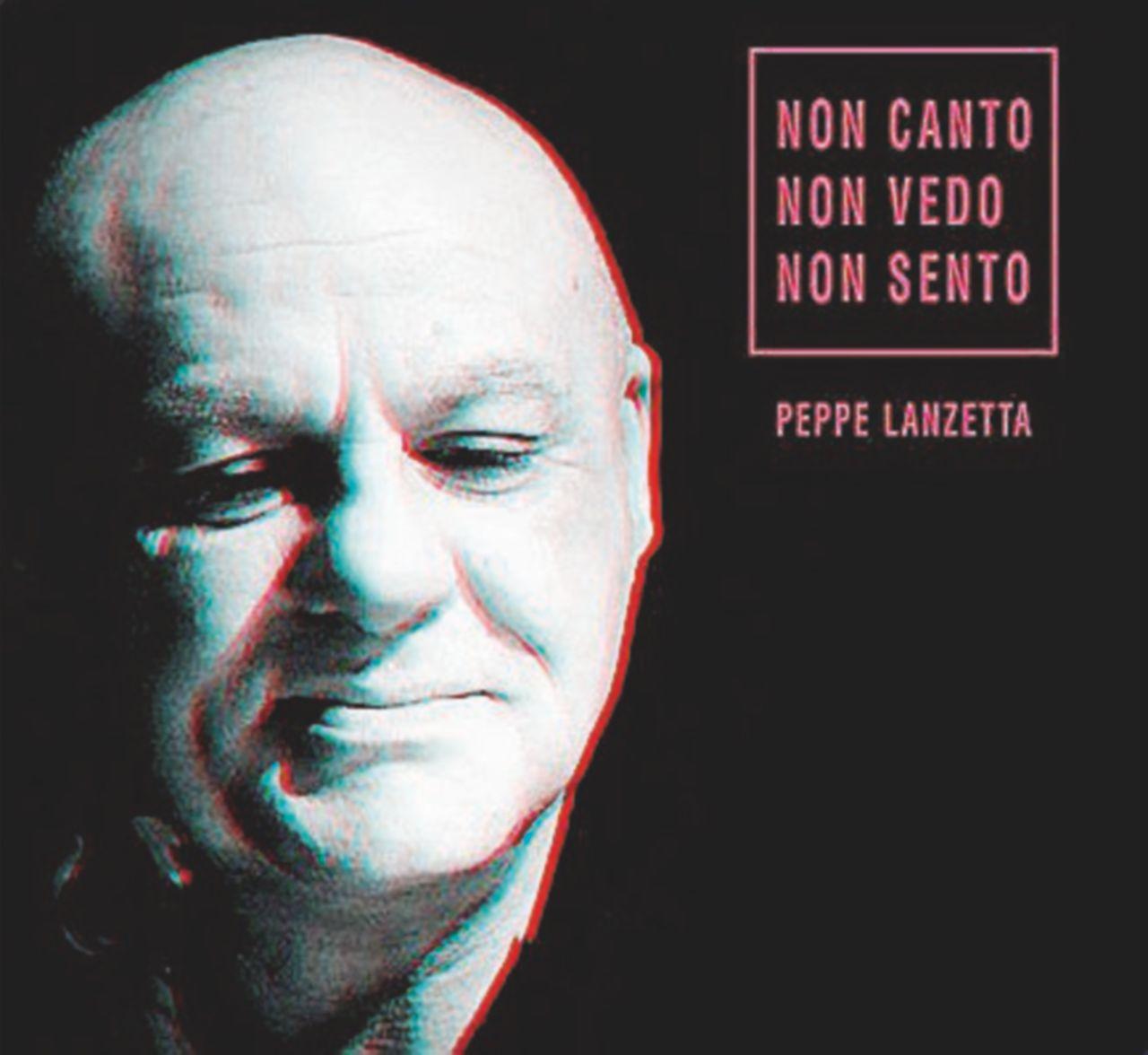 La voce graffiata ammalata di rabbia di Peppe Lanzetta