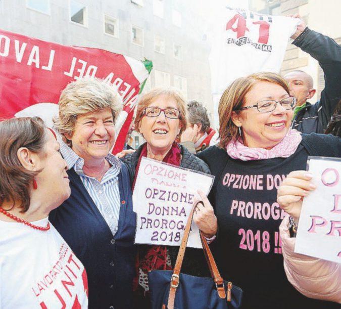 La contromanovra dei sindacati in piazza