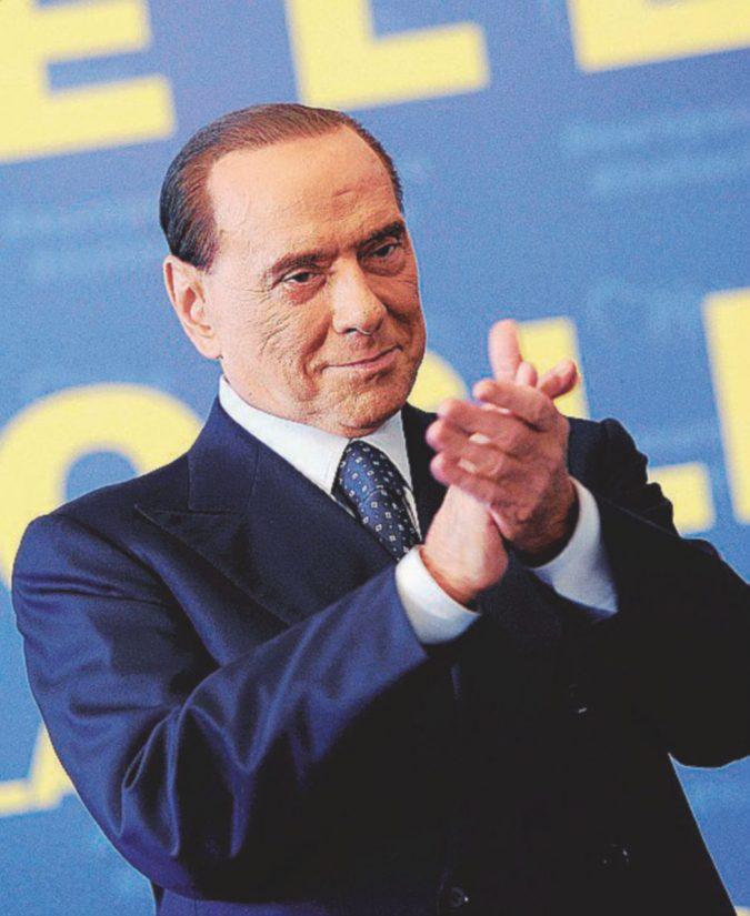 """Silvio Berlusconi: """"Se non ho maggioranza mi ritiro"""""""