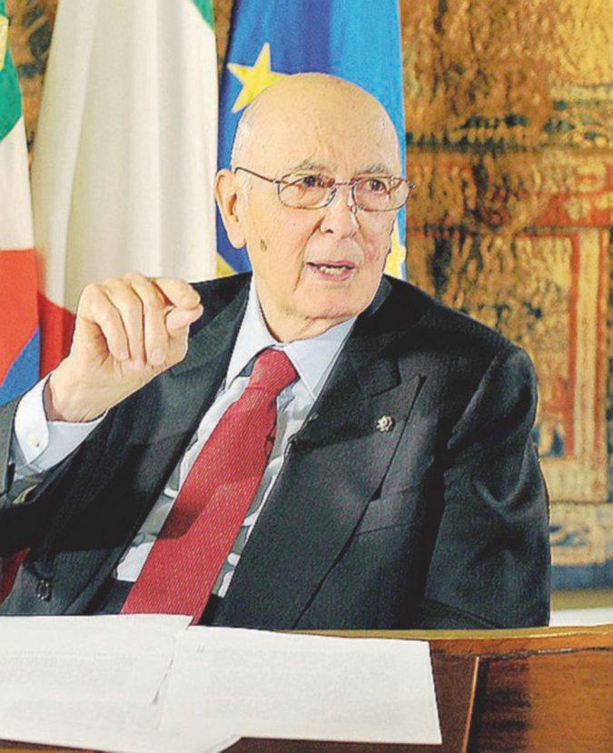 """Giorgio Napolitano: """"Mai un secondo mandato"""""""