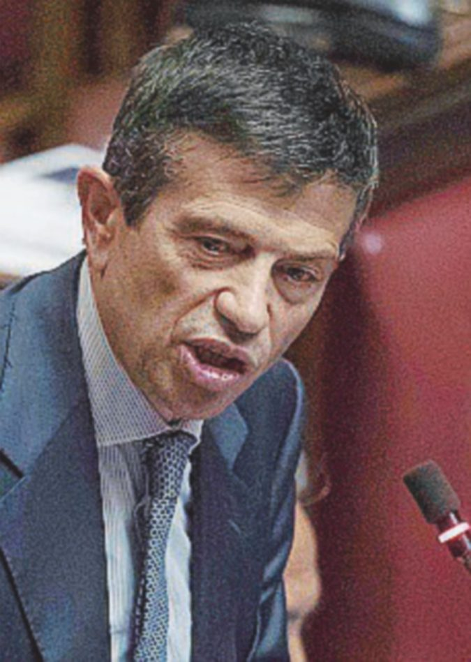 """Lupi (dice ad Alfano):  """"Ap alle Politiche deve andare da sola"""""""
