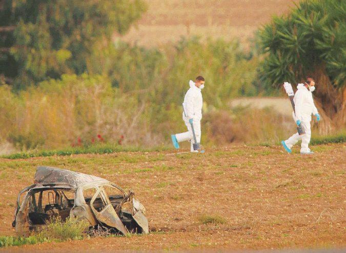 """L'autobomba: lezione mortale a Daphne, """"Wikileaks solitaria"""""""