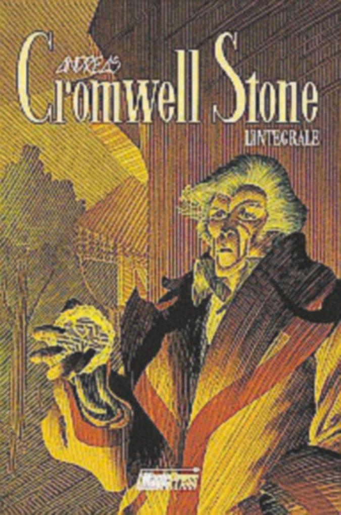 Incubi verticali e claustrofobici nelle tavole di Andreas, il Lovecraft del fumetto d'autore