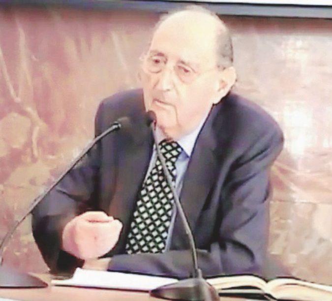 Paolo Laterza, l'avvocato dal cuore antifascista