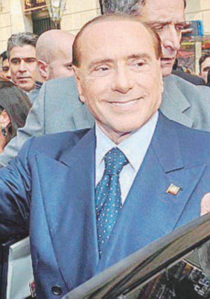 """Berlusconi: """"Spero che film su di me non sia un'aggressione"""""""