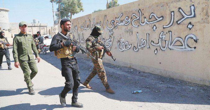 Il sacrificio dei Peshmerga e la faida curda