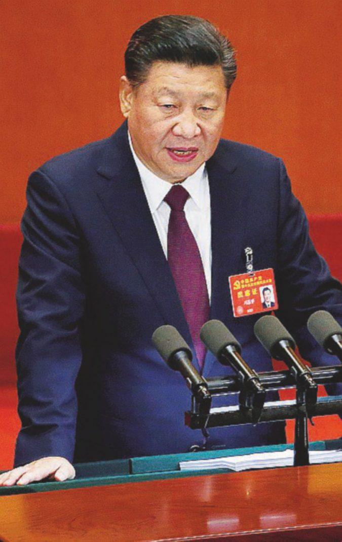 """""""Xi il fustigatore ha in mente una nuova Cina"""""""