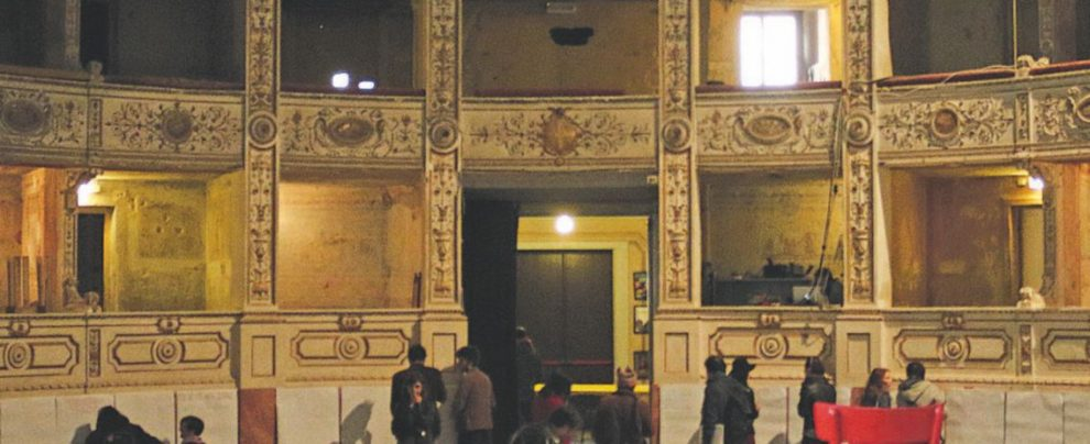 """Teatro Rossi Aperto, la partecipazione contro i """"non luoghi"""""""