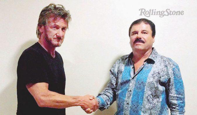 """""""Il giorno in cui incontrai El Chapo"""" spaventa Sean Penn. Non Netflix"""