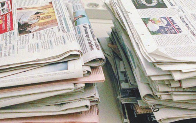 La metafora di Schettino nei giornali che chiudono: chi naufraga è il lettore