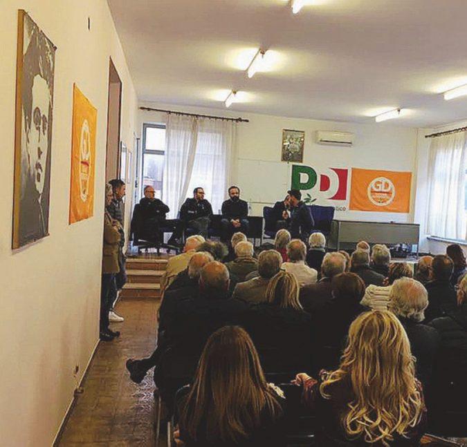 La disfida di Fiano Romano: i dem sfrattano i bersaniani