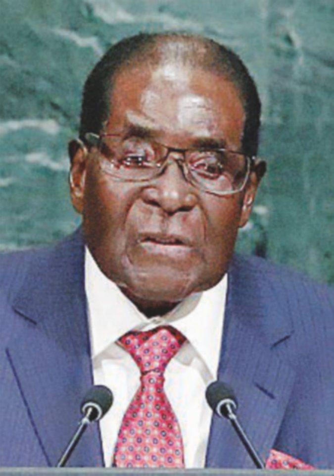 Mugabe per il mondo è un tiranno ma l'Oms gli concede la gratifica