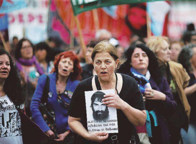 Il caso del desaparecido affonda Kirchner