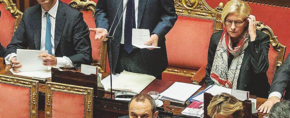 Passano le cinque fiducie al governo Gentiloni-Verdini