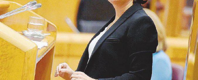 """Soraya, la """"cocca"""" di Rajoy viceré della normalizzazione"""