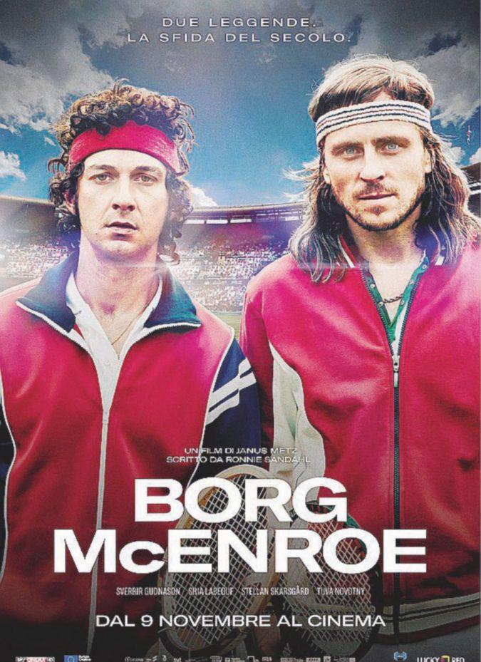 """Borg-McEnroe, il vulcano freddo contro un """"pessimo americano"""""""