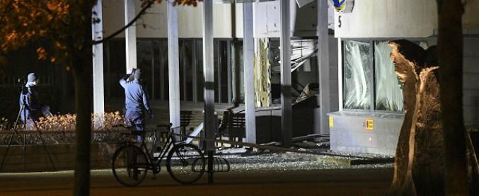 """Svezia, esplode una bomba davanti alla stazione di polizia. """"Non è terrorismo"""""""