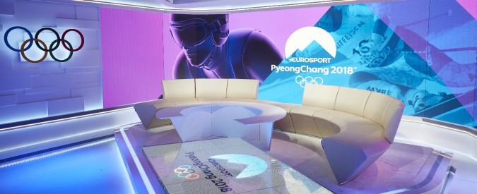 """Cento giorni alle Olimpiadi invernali 2018, Eurosport: """"Garantiamo 4.000 ore di copertura e oltre 100 eventi"""""""