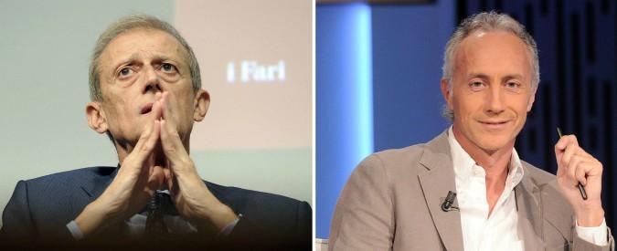 """Fassino si scusa con Travaglio: """"Mi sono sbagliato, non era nel Fuan. Mi avevano riferito notizie non vere"""""""